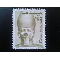 Египет 1973 фараон Микеринос 2500 лет до н. э.