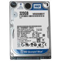 "Жесткий диск Western Digital WD Scorpio Blue 320 GB (WD3200BPVT, S/N: WXA1EB1AYFC5, S-ATA, 2,5"")"