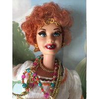 Кукла Барби I Love Lucy Ricardo Mattel THE OPERETTA 2005 Doll New NRFB Lucille