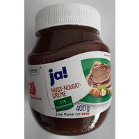 Ореховая Паста Ja! с добавлением какао 400г.