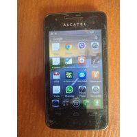 Мобильный телефон б.у. Alcatel 4030D