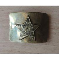 Пряга солдатская СССР