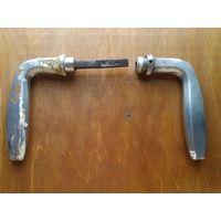 Ручки дверные 50-е годы алюминий
