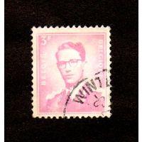 Марка-Бельгия-1958- Король Бодуэн - Новые назначения