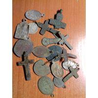Медальены и крестики