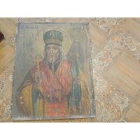 Икона старинная. белгородский. 19 век