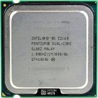 Intel Pentium E2160 Socket LGA775 1.8 mgz