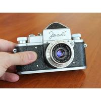 Фотоаппарат Зенит, 1953 г. очень редкий