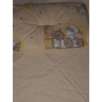 Одеяло и подушка с рождения