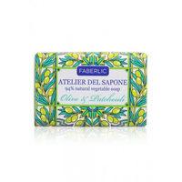 Мыло натуральное кусковое Олива и пачули Atelier del Sapone 90ГР