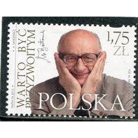 Польша. Владислав Бартошевский, историк, дипломат