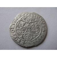 Шостак , 6 грошей 1666