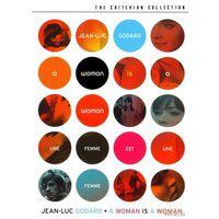 Женщина есть женщина / Une femme est une femme (Жан-Люк Годар / Jean-Luc Godard) ( комедия, мелодрама, драма, DVD5)