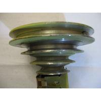 Многофункциональный 4-х ручейковый шкив (диаметр 60/80/110/145 мм) - цена снижена