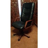 Кресло для руководителя Minister EX SP-А (черный) 1.031