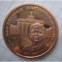 Кеннеди в Берлине. Медали, Жетоны, Подвесы. По вашей цене  .6-72