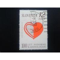 Словения 1996 кардиология