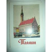 1.Таллин Комплект из 8 открыток 1969 г. 2.  Комплект из 16 открыток 1978 г.
