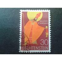 Лихтенштейн 1967 стандарт, религия