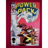 Оригинальный комикс Power PACK #3 (1984) Marvel Comics VG