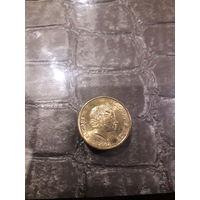 СОЛОМОНОВЫ ОСТРОВА 1$ 2012 год