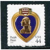 США. Стандарт. Награда Пурпурное сердце. Вып.2009