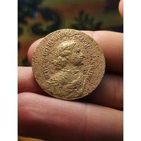 Медаль Петр 1 Первая морская победа при Гангуте