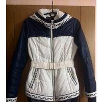 Куртка деми р 44-46 как новая