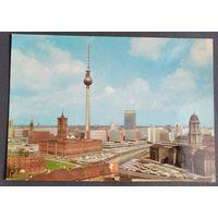 Берлин - столица ГДР. Центр. 1970-е. Чистая.