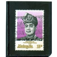 Малайзия. Mi:MY 149. Серия: Коронация Yang di-Pertuan Agong. 1976.