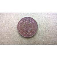 ЮАР 1/4 пенни, 1950.  (D-11)