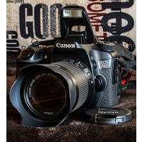 Зеркальный фотоаппарат Canon EOS 70D Kit 18-55 IS STM