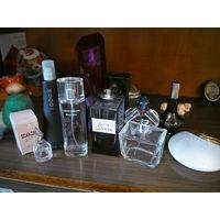 Флаконы от оригинального парфюма
