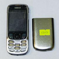 1303 Телефон Nokia 6303ci (RM-638). По запчастям, разборка