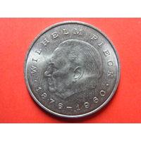 20 марок 1972 года (Первый президент ГДР - Вильгельм Пик)