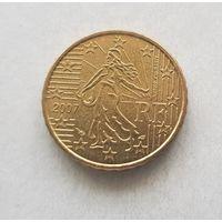10 евроцентов 2007 Франция