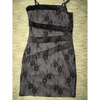 Очень женственное платье 42-44