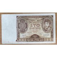 100 злотых 1934 года - Польша