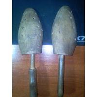 Колодки для обуви  дерево
