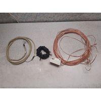 Телефонные кабеля и оборудование