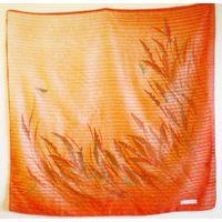 Платок дизайнерский (синтетика, люрекс, Olga Greco),. 85х85 см.
