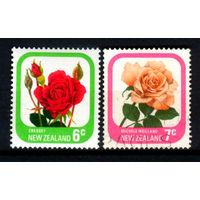 1975 Новая Зеландия. Розы