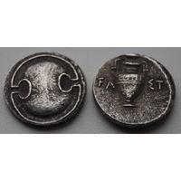 Древняя монетка. Копия