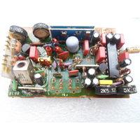 Плата с микросхемой TCA4511 WIMA 8 шт. 5 микросборок и пр. и пр.  *2014*