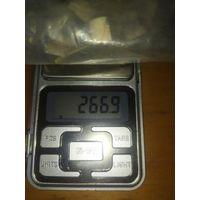 Контакты 267гр.(не магнитные) + контакты магнитные и на подложке