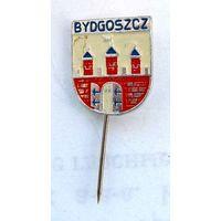 Быдгощ. Bydgoszcz. Герб. Польша