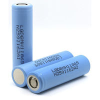 Аккумулятор LG INR18650MH1 3200мАч 10A 1шт