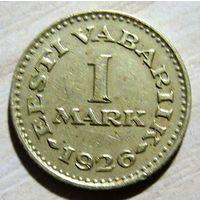 Эстония. 1 марка 1926 г.