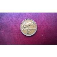 ЮАР 2 цента, 1981г.  (а-6)