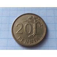 Финляндия 20 пенни, 1963 ( 2 )